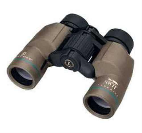Leupold Yosemite Binoculars 8x30, NWTF, Dark Earth Md: 63285