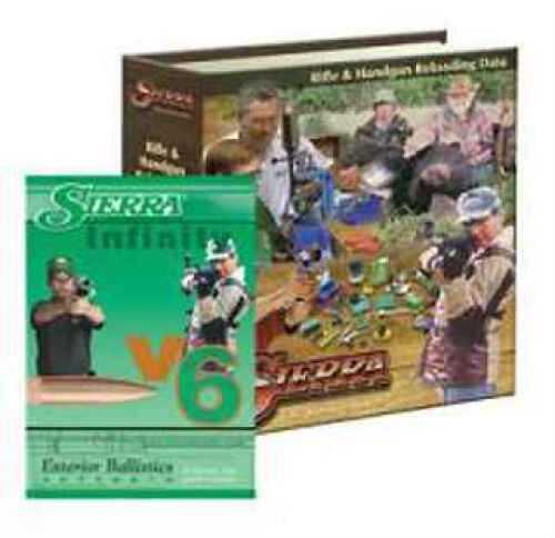 Sierra 5Th Edition Manual/Infinity V6 Cd Md: 0506