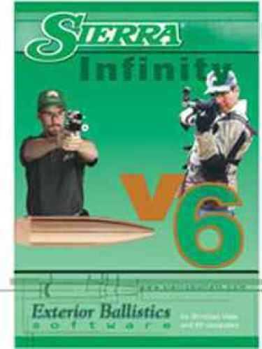 Sierra Infinity Ext Ballistic V6 Ext Ballistic V6 Md: 0601