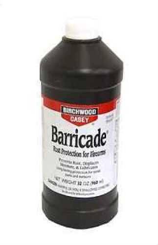Birchwood Casey Barricade Rust Protectant, 32Oz Md: 33132