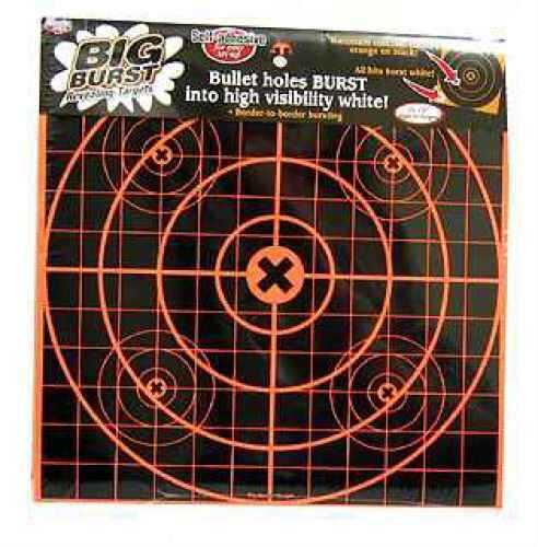 "Birchwood Casey Big Burst Targets 12"" Sight-In , Per 25 Md: 36225"