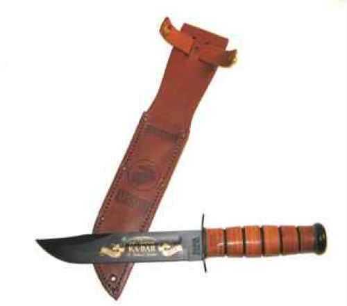 Ka-Bar Commemorative Knife 110Th Anniversary Usmc, Straight Edge Md: 9159