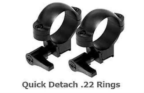 "Burris 1"" Zee Quick Detach Rings 22 Signature Deluxe Md: 420068"
