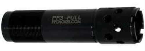 Mossberg Pro -Factor 3 Choke Tube Full, Ported, 20 Gauge, Black, Black Md: 96534