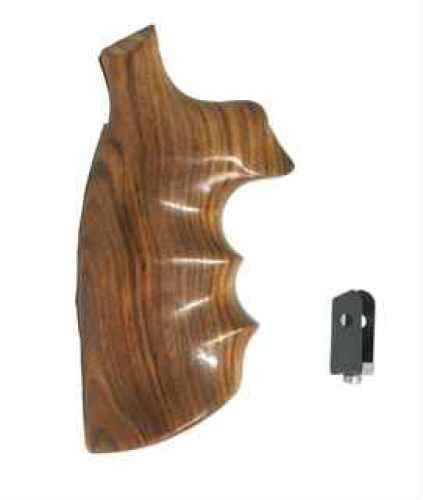 Hogue Wood Grips - Pau-Ferro K Or L Round Conversion Md: 19302
