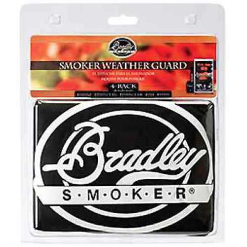 Smoker Weather Resistant Cover Original, 4 Rack Md: BTWRC