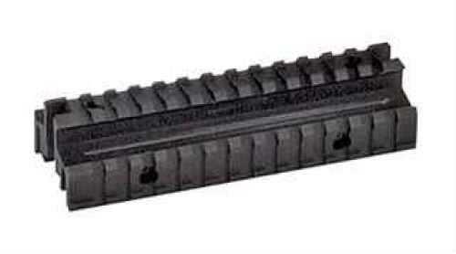 Weaver AR-15 Single Rail Carry Handle Matte Black Md: 48320