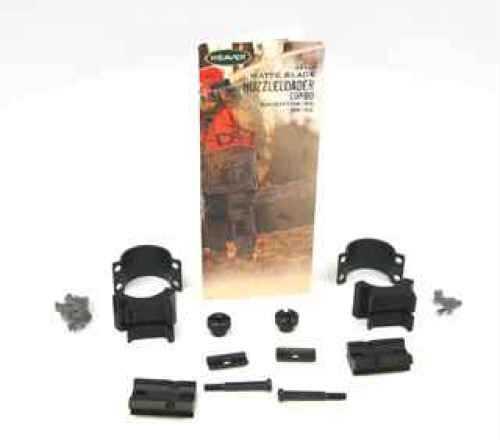 Weaver Mount System, Knight MK85 Bk92 W/Rings Md: 48532