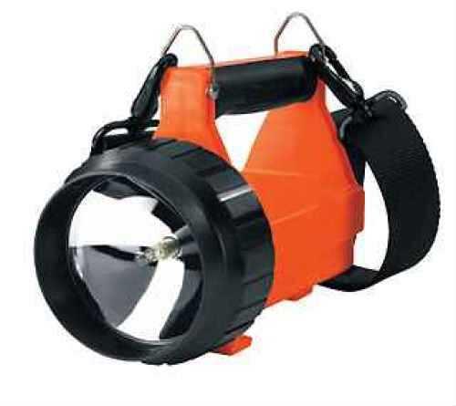 Streamlight Fire Vulcan Lantern C4 Led Rechargeable Orange 44450