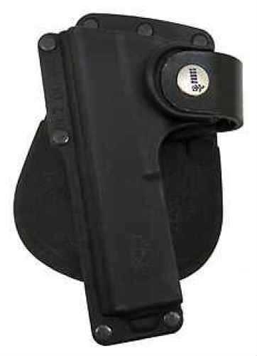 Fobus Roto Tactical Speed Holster Paddle, Left Hand, for Glock 17, 22, 31, Ruger® 345, SR9, Md: GLT17LH
