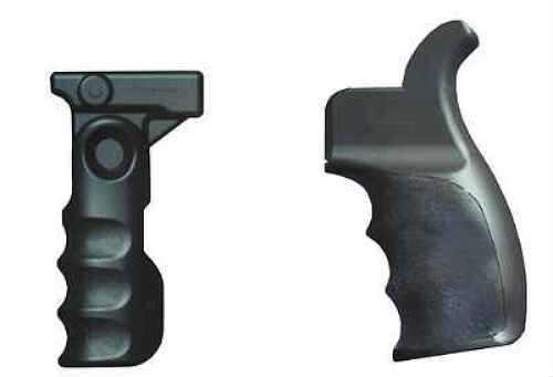 TacStar AR-15 Front & Rear Tac Grip Set Md: 1081125