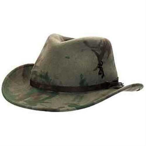 Browning Bismarck Lite Felt Hat Bismarck Lite Felt Hat Woods L-Xl Md: 308280282