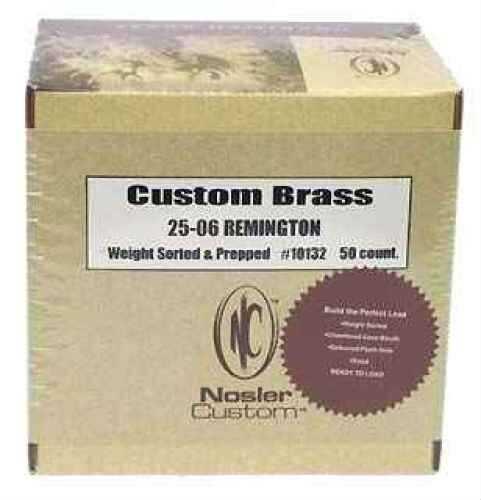 Nosler Brass 25-06 Remington Per 50 Md: 10132