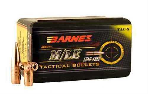 """Barnes TacX 30 Caliber .308"""" 150 Grains Boat Tail Per50 Md: 30824 Bullets"""