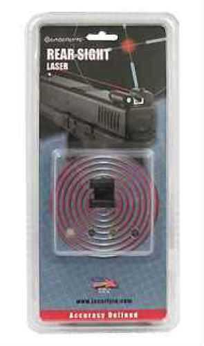 Laserlyte Rear Sight for Glock Laser