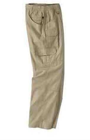Woolrich Men's Light Weight Ripstop Pant 34X34 Khaki Md: 44441-KH-34X34