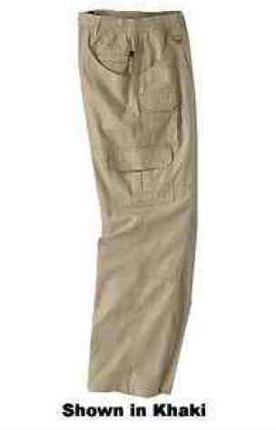 Woolrich Men's Light Weight Ripstop Pant 40X32 OD Green Md: 44441-OD-40X32
