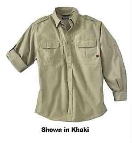Woolrich Men's Long Sleeve Shirt Navy X-Large Md: 44902-Na-Xl