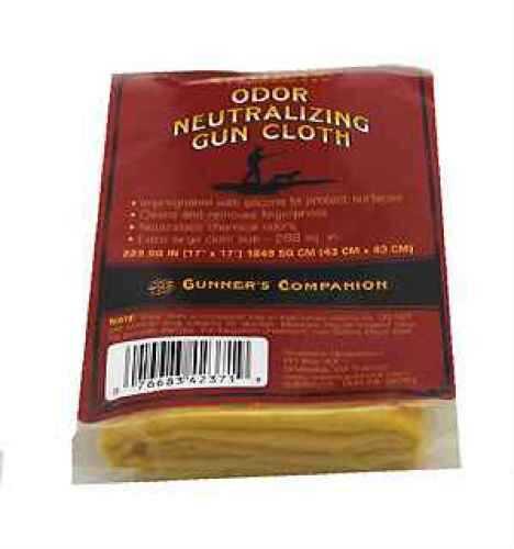 Outers Odor Neutralizer Gun Cloth 17X17 Md: 42371