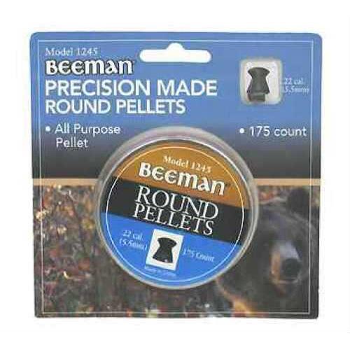 Beeman 1245 Round Pellets Round Pellets .22 175