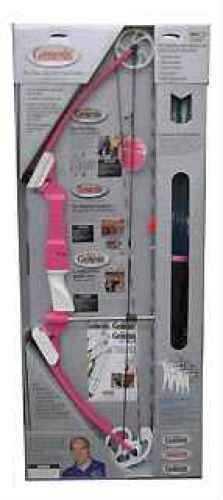 Genesis Original Bow Left Handed, Pink, Kit Md: 12076
