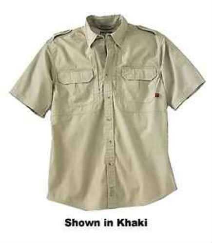 Woolrich Men's Short Sleeve Shirt Black X-Large Md: 44901-Bk-Xl