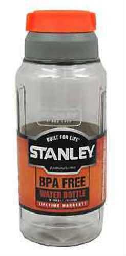 BPA-Free Water Bottle 24 Oz., Smoke Md: 10-00880-003
