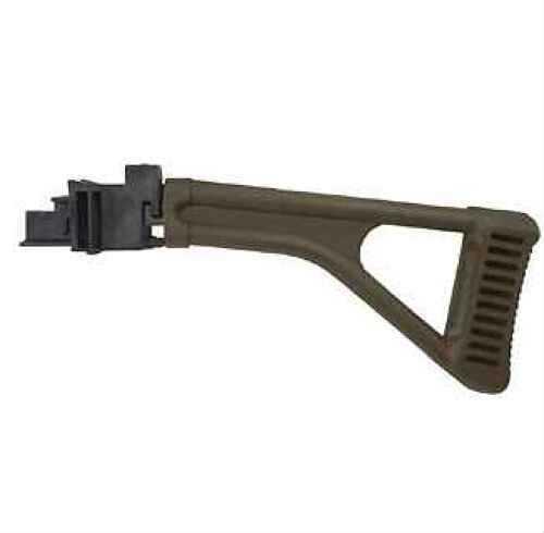 TapCo AK Folding Stock Olive Drab Md: STK06150-OD