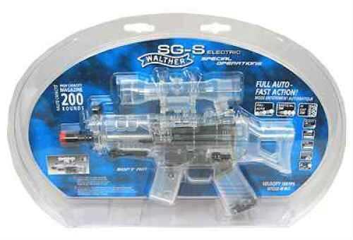 Umarex USA Mini Electric SG-S, Clear Md: 227-2013