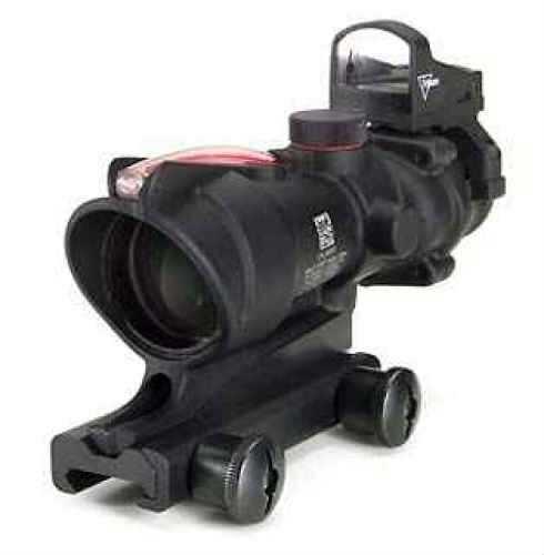 Trijicon ACOG 4x32 Dual Illuminated 8 MOA Red Dot Md: Ta31TRD