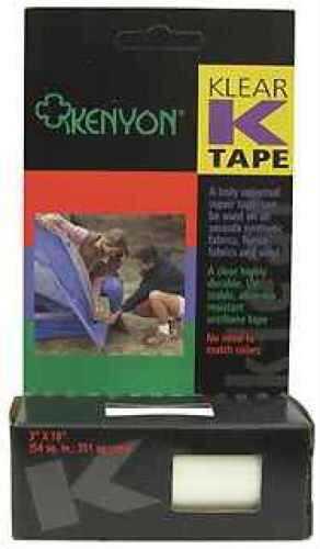 ChinookKlear K-Tape Repair 3X18