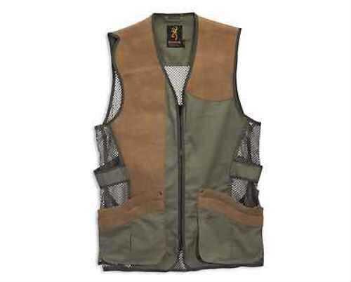Browning Santa Fe Pro Vest Sage/Oak Xx-Large Md: 3050415405