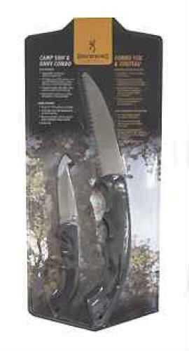 Browning M923 Camp Saw & Knife Black Md: 322923