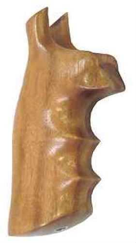 Hogue Wood Grip - Goncalo Alves S&W N Frame Square Butt Md: 29200