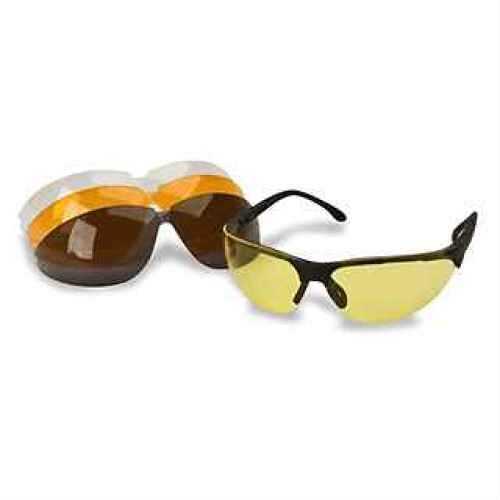 Walker's Game Ear / GSM OutdoorsWLKR GWPASG4L2 Sport Glasses 4 Lens