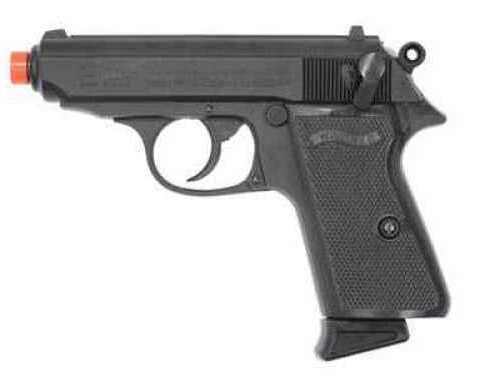 Umarex USA Pistol Walther PPK/S Gas BB - Black Md: 226-5003