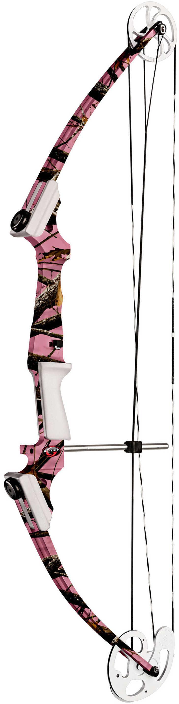 Genesis Original Bow Left Handed, Pink Camo Md: 12260