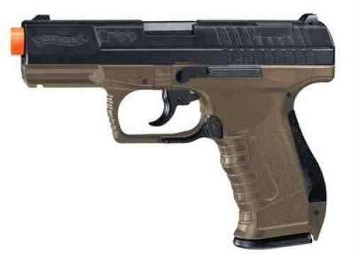 Umarex USA Walther Replica Soft Air So P99 Dark Earth BB Brown Md: 227-2023