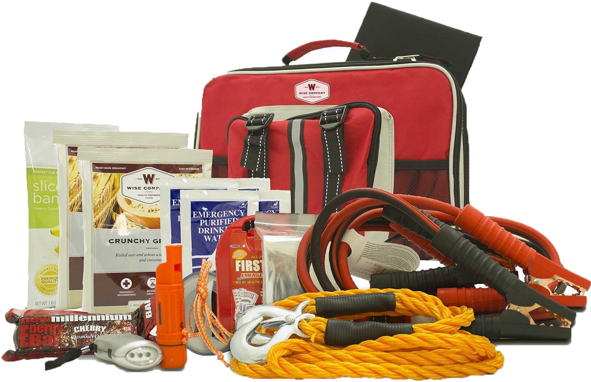Wise Foods Ultimate Emergency Kit Ultimate Auto Preparedness Kit Md: 01-645