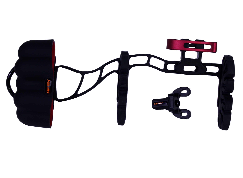 Truglo Apex Gear Game Changer 5 Arrow Quiver, Black Md: AG225BK