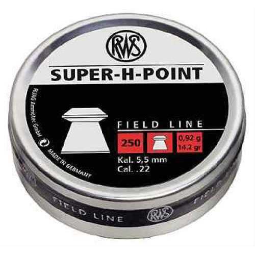 Umarex USA Super-H-Point Field Line .22 (Per 250) Md: 231-7382