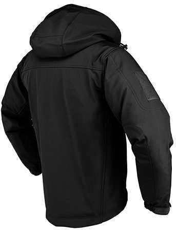NcStar Alpha Trekker Jacket Black, Small Md: CAJ2969Bs