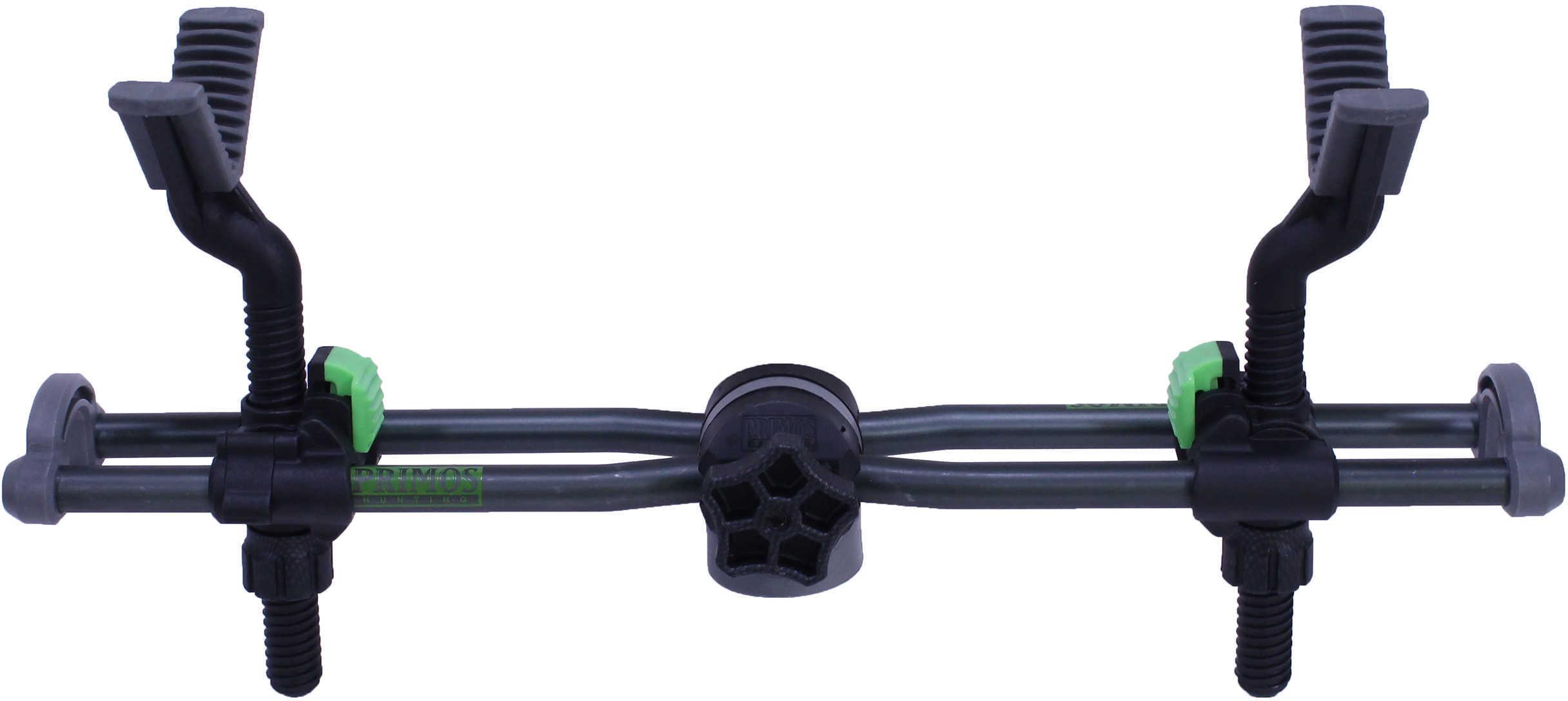 Primos 6580 2-Point Gun Rest Black
