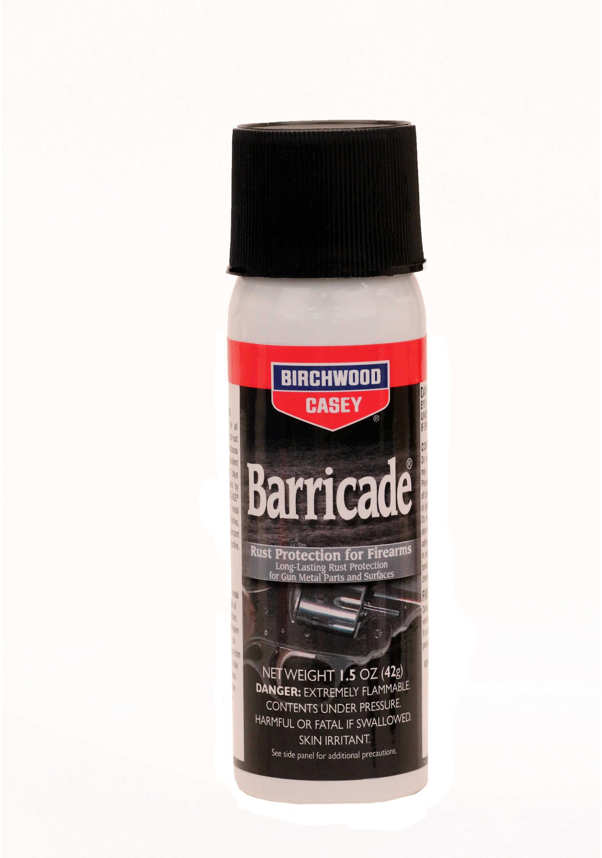 Birchwood Casey Barricade Rust Protection, 1.50 Oz Aerosol Md: 33127