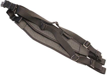 GrovTec US Padded Nylon Rifle Sling Backpack, Black Md: GTSL24