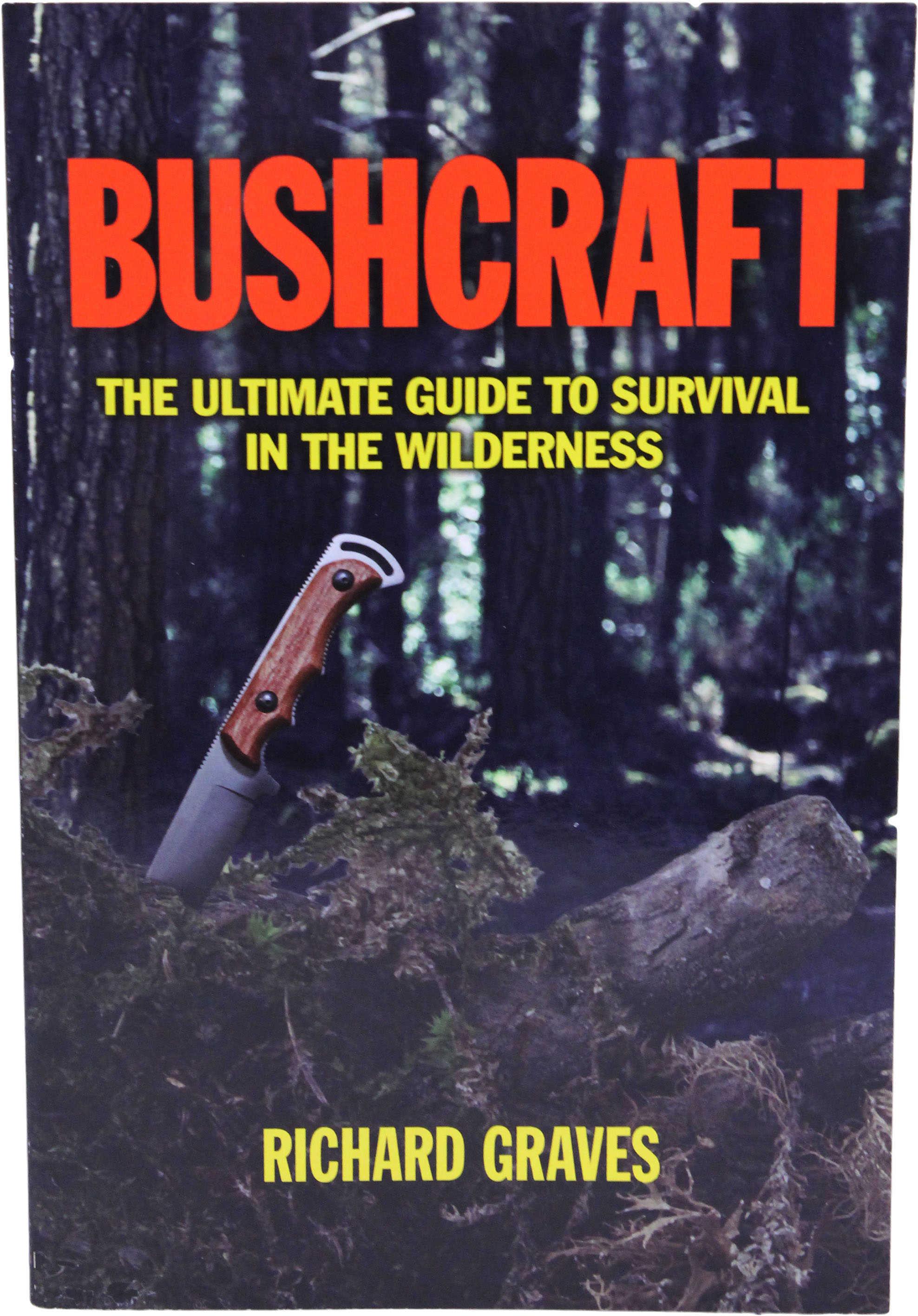 Proforce Equipment Books Bushcraft Md: 44630