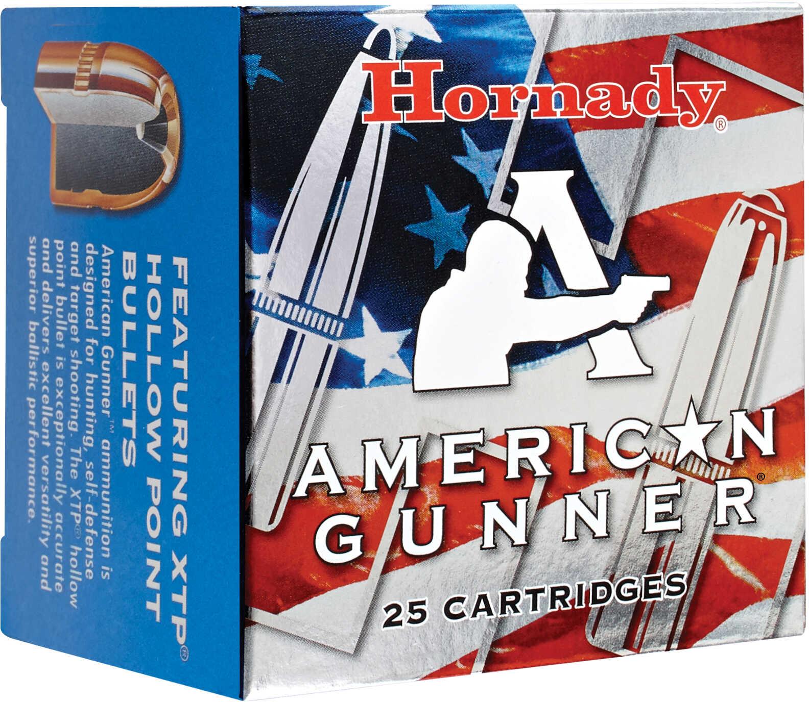 Hornady 357 Magnum 125 Gr, XTP, American Gunner (Per 25) Md: 90504