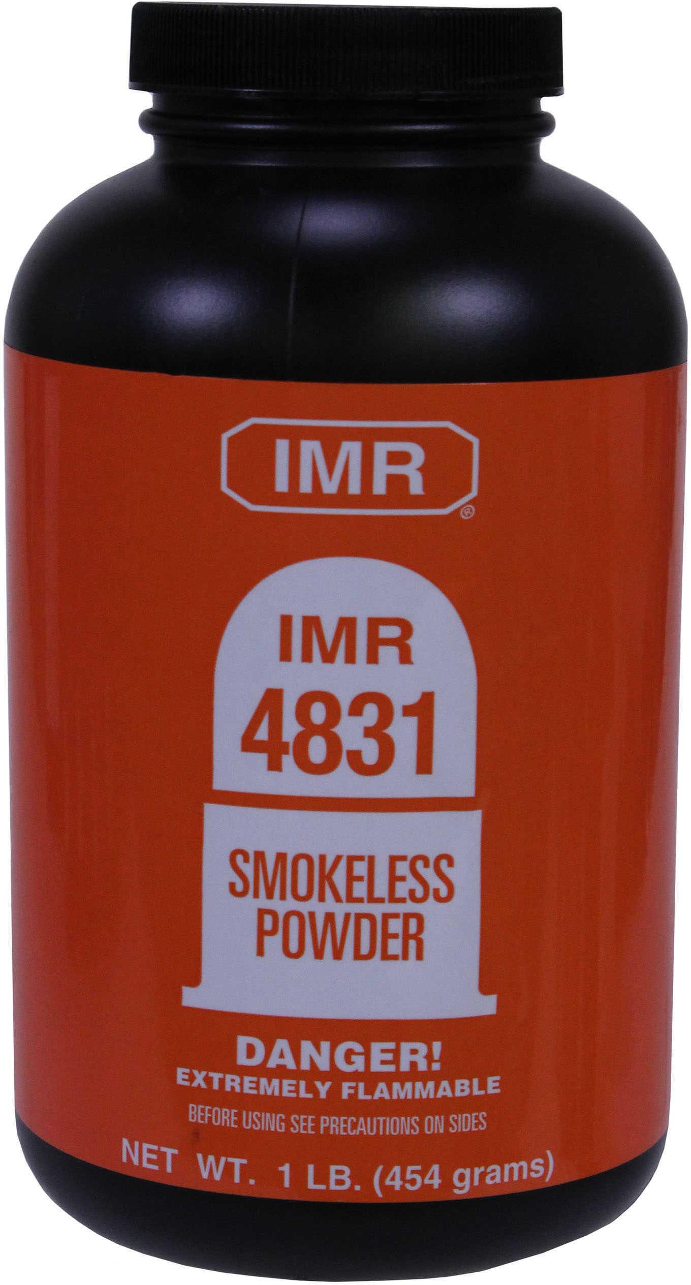 IMR Powder 4831 Smokeless 1 Lb