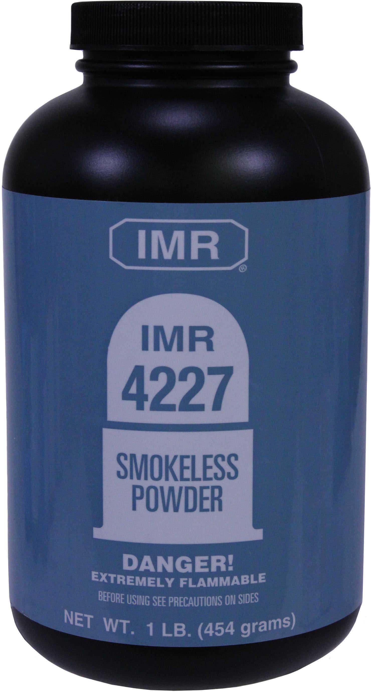 IMR Smokeless Powder 4227  1 Lbs.