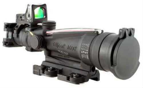 Trijicon ACOG 3.5x35 Illuminated, Red X M240 9.0 MOA Md: Ta11SDO